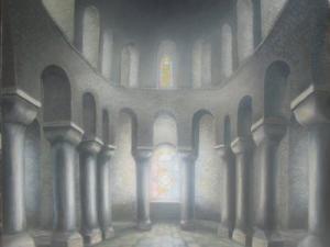 Interieur;Kathedraal